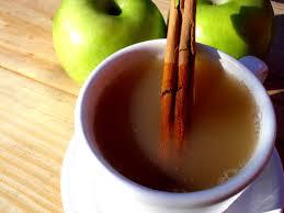 infision de jengibre y manzana