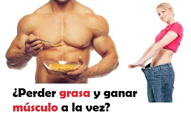dieta quemar grasa sin perder musculo
