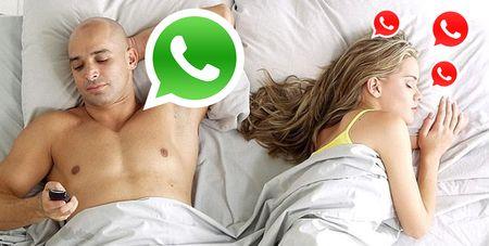 Whatsapp-pareja